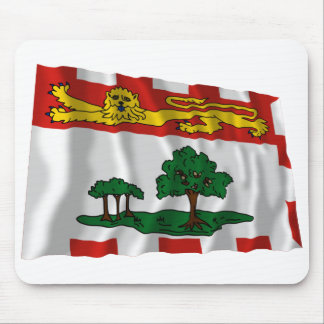 Flag of Prince Edward Island, Canada Mouse Mat