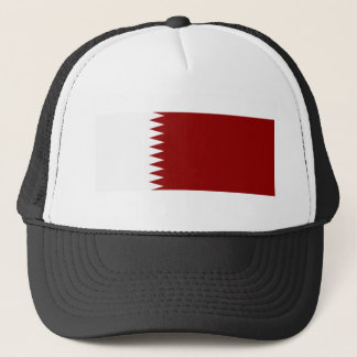 Flag of Qatar Trucker Hat