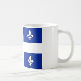Flag of Quebec Coffee Mug