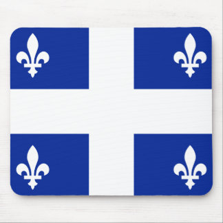 Flag of Quebec Mouse Mat