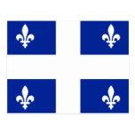 Flag of Quebec Postcards