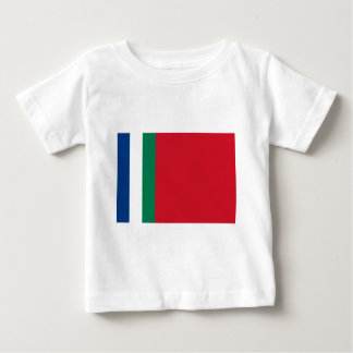 Flag of Republik Maluku Selatan (South Moluccas) Baby T-Shirt