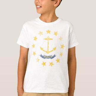 Flag of Rhode Island T-Shirt