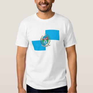 Flag of Rio de Janeiro Tshirt