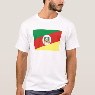 Flag of Rio Grande do Sul T-Shirt