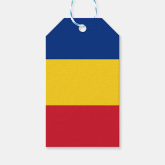 Flag of Romania Gift Tags