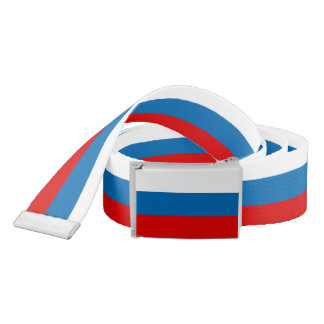 Flag of Russia Belt