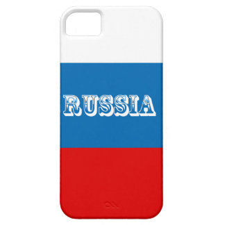 Flag of Russia Case For The iPhone 5
