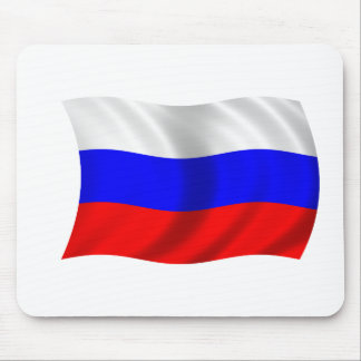 Flag of Russia Mouse Pad