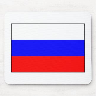 Flag of Russia Mousepad