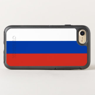 Flag of Russia OtterBox iPhone Case