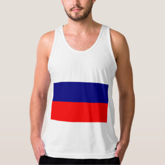 Flag of Russia Tank Top
