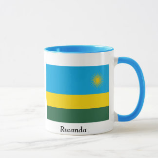 Flag of Rwanda Mug