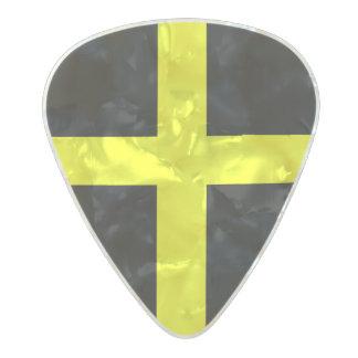 Flag of Saint David Guitar Picks