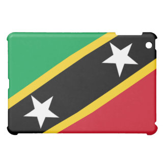Flag of Saint Kitts and Nevis iPad Mini Cases