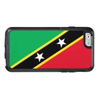 Flag of Saint Kitts and Nevis OtterBox iPhone Case