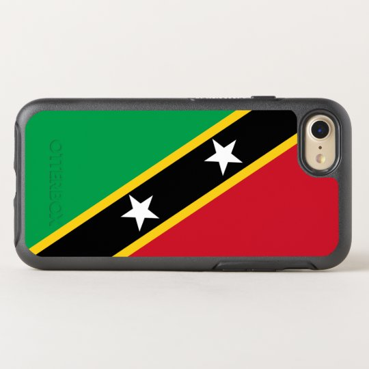 Flag of Saint Kitts and Nevis OtterBox iPhone