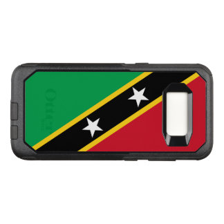 Flag of Saint Kitts and Nevis Samsung OtterBox OtterBox Commuter Samsung Galaxy S8 Case