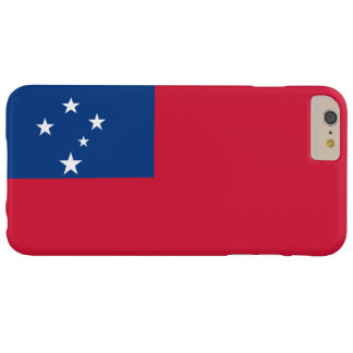 Flag of Samoa Barely There iPhone 6 Plus Case