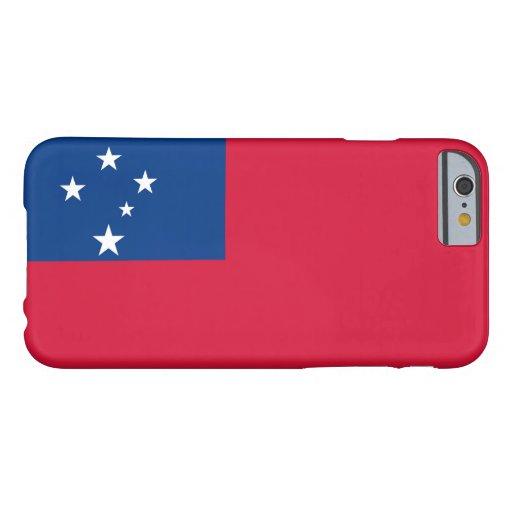 Flag of Samoa iPhone 6 Case