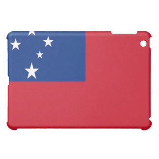 Flag of Samoa Cover For The iPad Mini