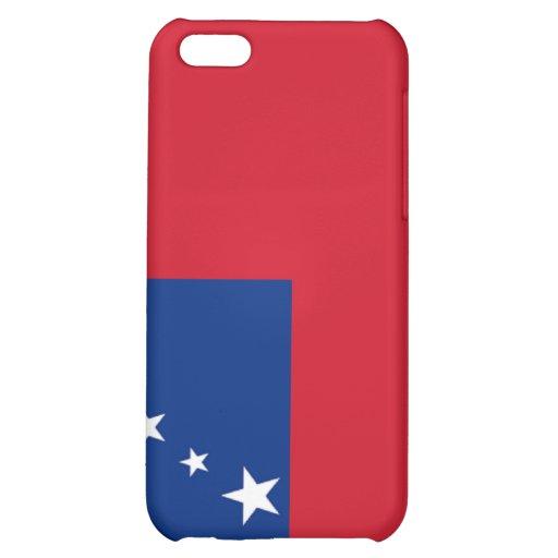 Flag of Samoa iPhone 5C Cases