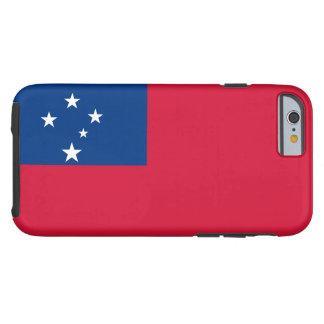 Flag of Samoa Tough iPhone 6 Case