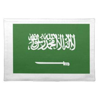 Flag of Saudi Arabia Placemat
