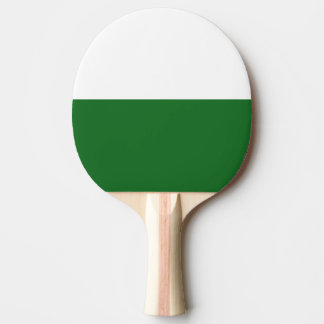 Flag of Saxony Ping Pong Paddle