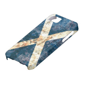 Flag of Scotland Barely There™ for iPhone 5 iPhone 5 Cover