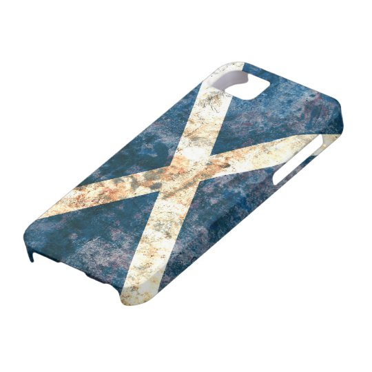 Flag of Scotland Barely There™ for iPhone 5