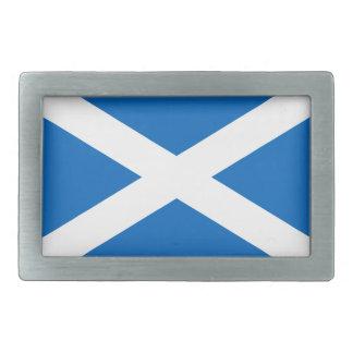 Flag of Scotland - Bratach na h-Alba Belt Buckle