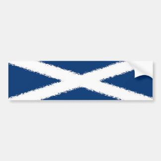 Flag of Scotland Bumper Sticker