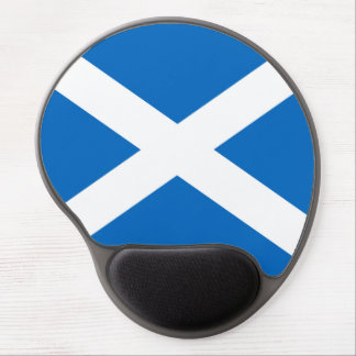 Flag of Scotland Gel Mouse Mat