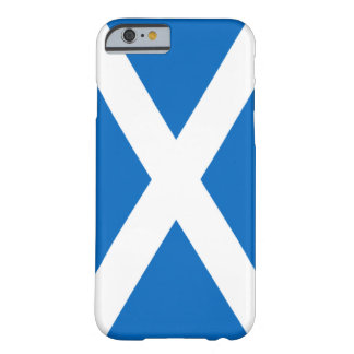 Flag of Scotland ID™ iPhone 6 case Barely There iPhone 6 Case