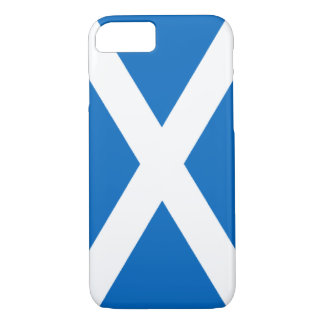 Flag of Scotland ID™ iPhone 7 case