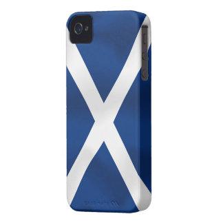 Flag of Scotland iPhone 4 Case-Mate Case