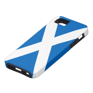 Flag of Scotland iPhone 5 Case