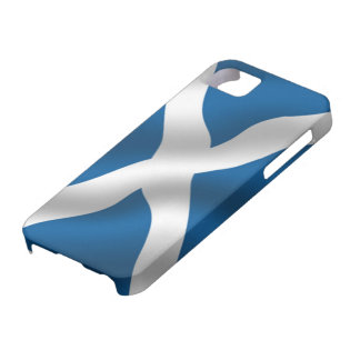 Flag of Scotland iPhone 5 Case-Mate