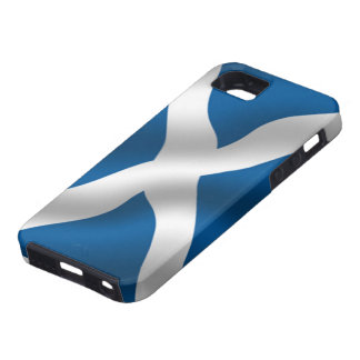 Flag of Scotland iPhone 5 Case-Mate Tough™