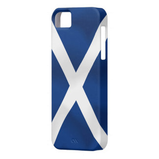 Flag of Scotland iPhone 5 Cover