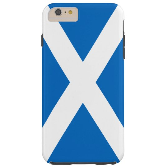 Flag Of Scotland iPhone 6 Tough Case