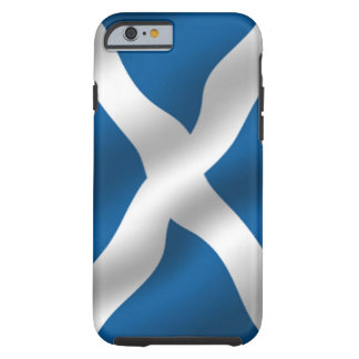 Flag of Scotland iPhone 6 Tough™ Tough iPhone 6 Case