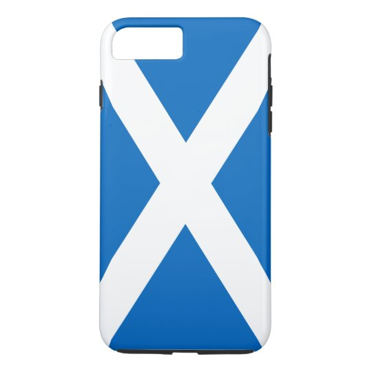 Flag Of Scotland iPhone 7 Tough Case