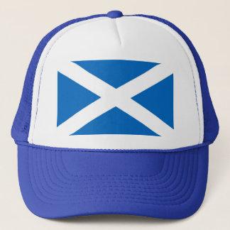 Flag of Scotland or Saltire Trucker Hat