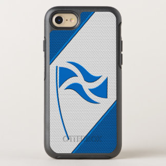 Flag of Scotland OtterBox Symmetry iPhone 8/7 Case