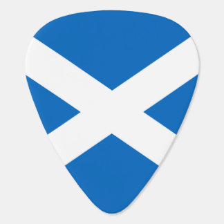 Flag of Scotland Plectrum