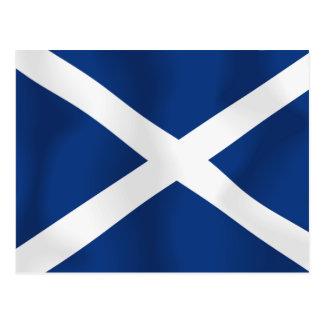 Flag of Scotland Postcards