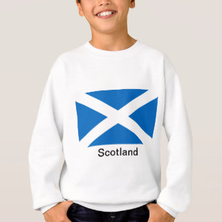 Flag of Scotland Sweatshirt