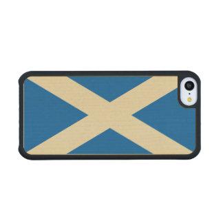 Flag of Scotland Maple iPhone 5C Case